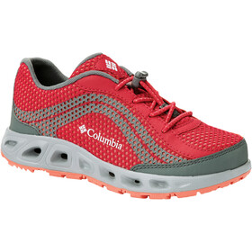Columbia Drainmaker IV Shoes Børn, bright rose/hot coral